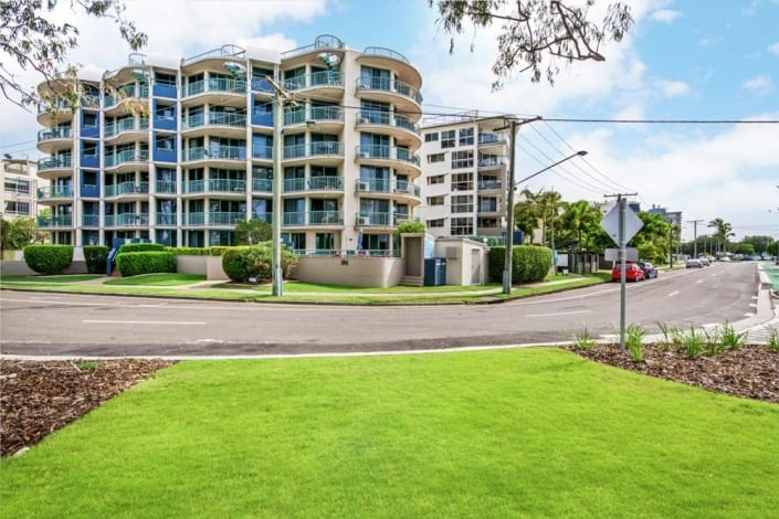 Excellsior Apartments - Sunpak Project, Mooloolaba Sunshine Coast