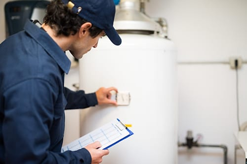 Serviced Hot Water - Gas Plumbing Repairs Hot Water System