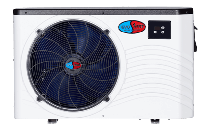 Evoheat Heat Pump Pool and Spa heater domestic and commercial- sunpak hot water Sunshine Coast