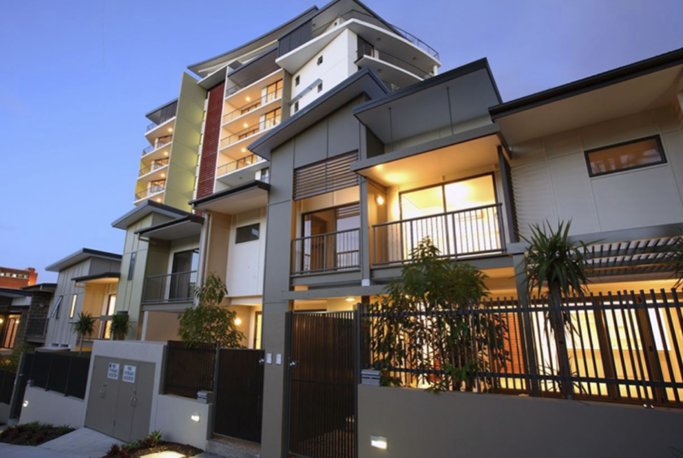 Milton Edge Apartments - Centralised Hot Water Systems