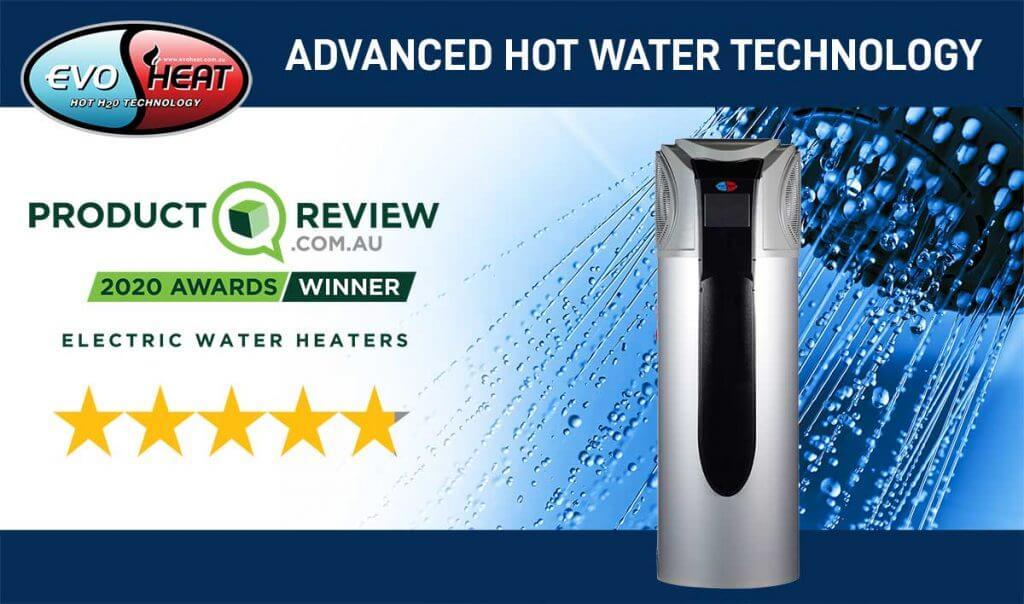EvoHeat Evo270 - Product Review - Sunpak Hot Water