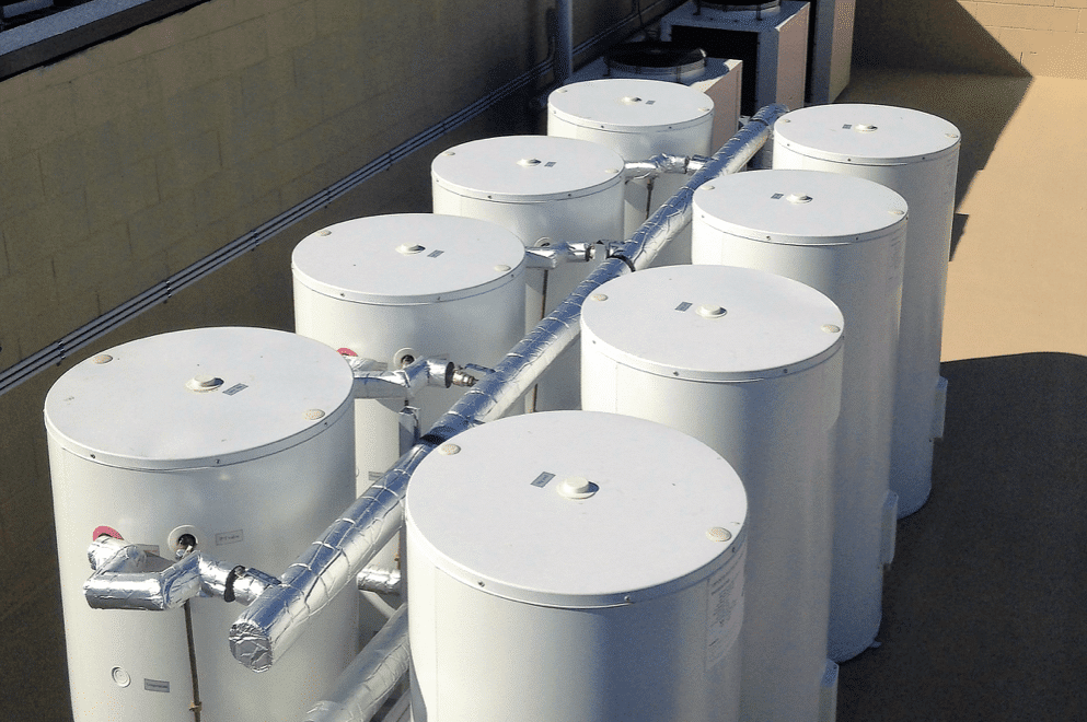 Sunpak Hot Water Systems - Annexe Apartment Commercial Hot Water Project